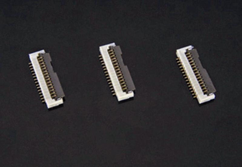 扁平电缆连接器(f0.5a)