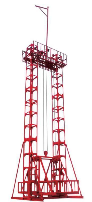 龙门架电路图 龙门架升降机电路图 龙门架效果图-龙门架效果图 跨街龙图片