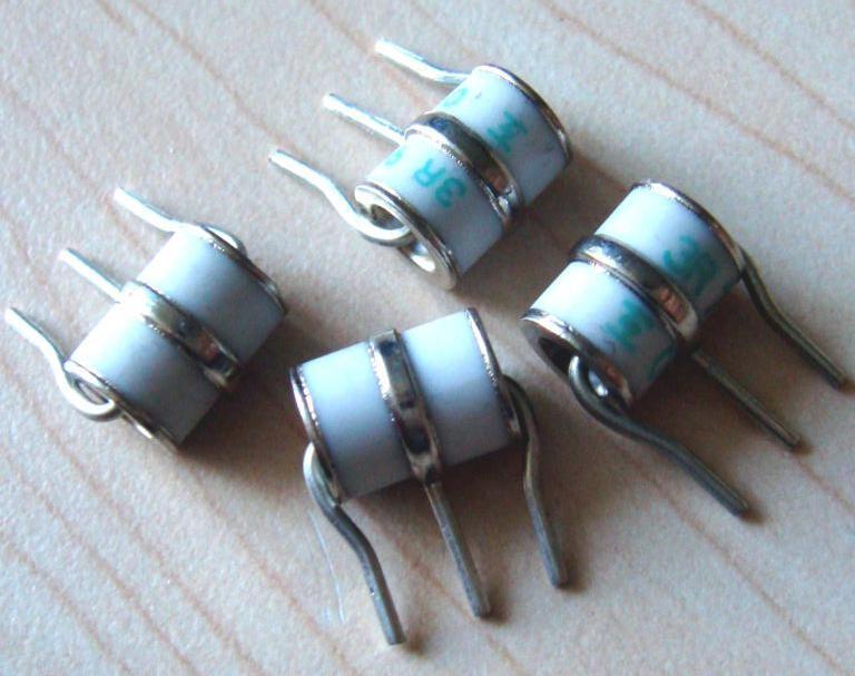 T1 E1接口防雷陶瓷气体放电管 LT B3R0