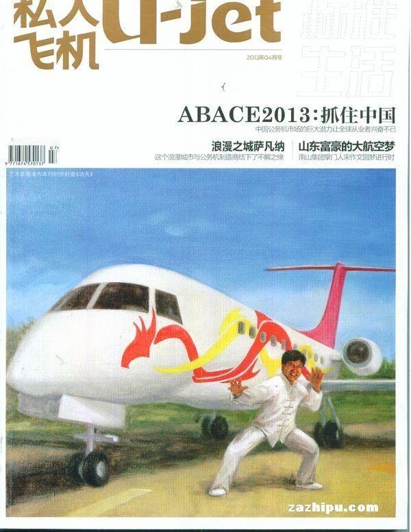 最高的广告性价比        《私人飞机》杂志受众为20%的