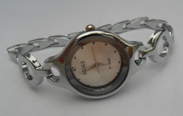 不锈钢手链手表