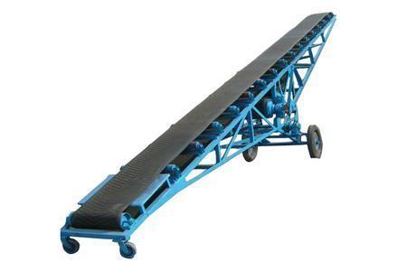 升降皮帶輸送機 帶式液壓升降輸送機 不鏽鋼物料輸送機