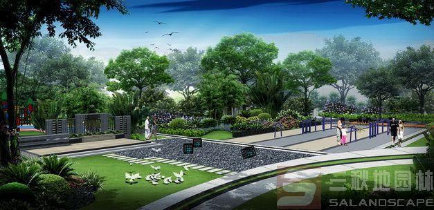 """依""""山""""就势,营造一个精巧的中式园林山地空间,大气的叠水景观,与酒店图片"""