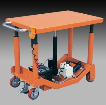 产品目录 交通运输 载货和仓储 搬运车 03 液压升降手推车 (bp12)图片