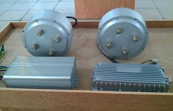 电动汽车轮毂电机