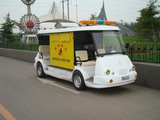 城市环境卫生治理工程车
