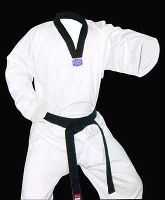 跆拳道服装+(cj-303)