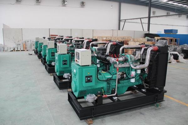 柴油发电机组电喷工作原理