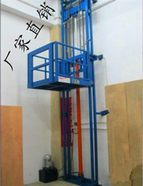 产品源於液压升降机技术和电梯技术相结合的优化设计,无需机房,井道图片