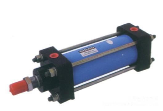 液压缸是将液压能转换为往复直线运动的机械能的能量图片
