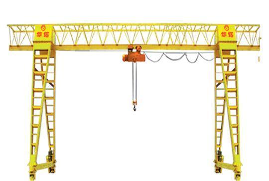 10t单梁桥式起重机图片