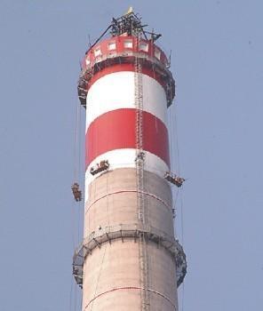 冷却塔,水塔,造粒塔,钢构架,砼构架等各种高耸结构建筑,吊装工程施工