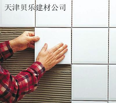瓷砖胶中有哪些成分,怎么施工图片