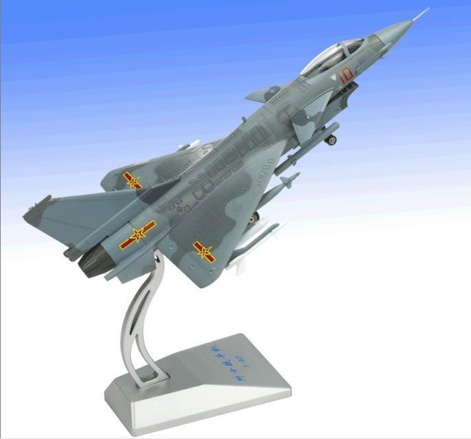 1: 60歼十飞机模型