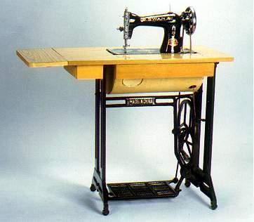 家用型缝纫机(ja系列)