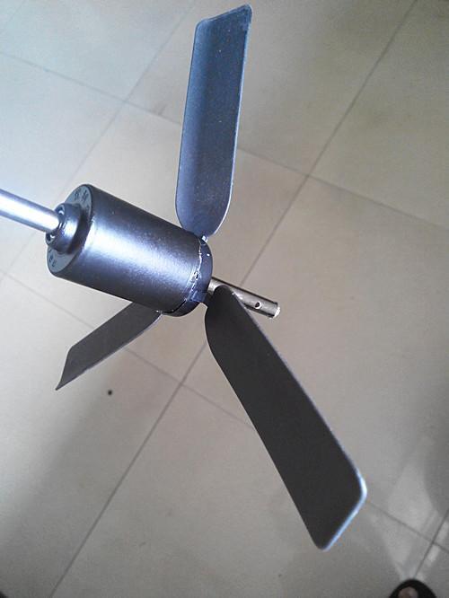 自制小飞机 马达