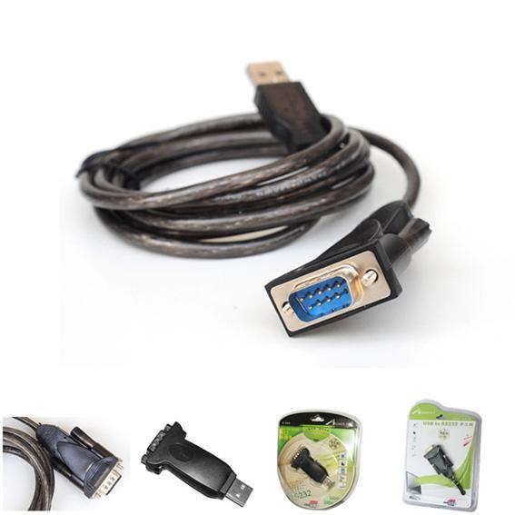 USB轉RS232 USB串口線  USB轉RS232 USB串口線 訂貨量(件) 價格(元/件