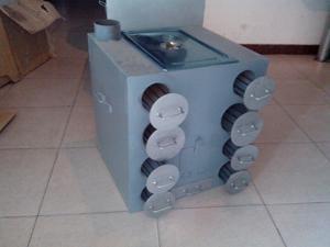 烤地瓜炉图片