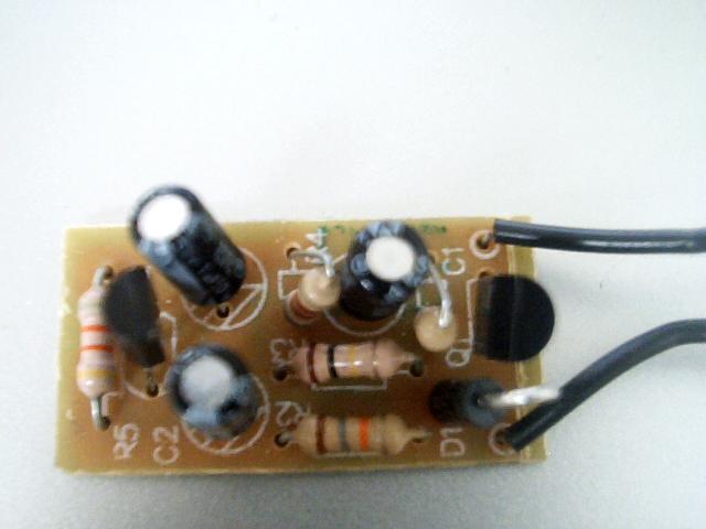 电子节能启辉器
