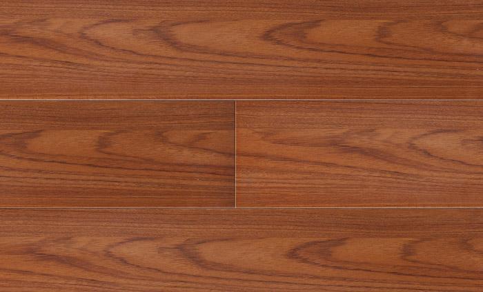 直接参照普通木地板安装方法