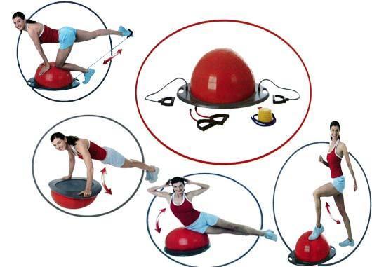 瑜伽球怎么充气图解