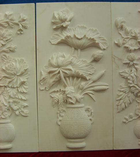 石材浮雕动物图片