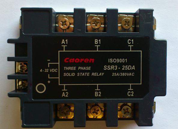 固态继电器(ssr3-25da)