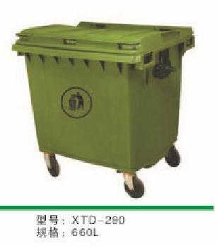 钢结构大型垃圾箱