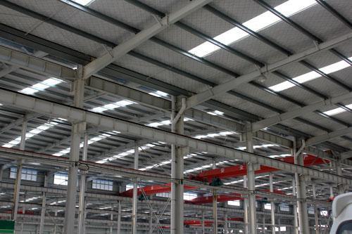 徐州杰瑞钢结构有限公司是一家专业从事网架加工,节点钢结构
