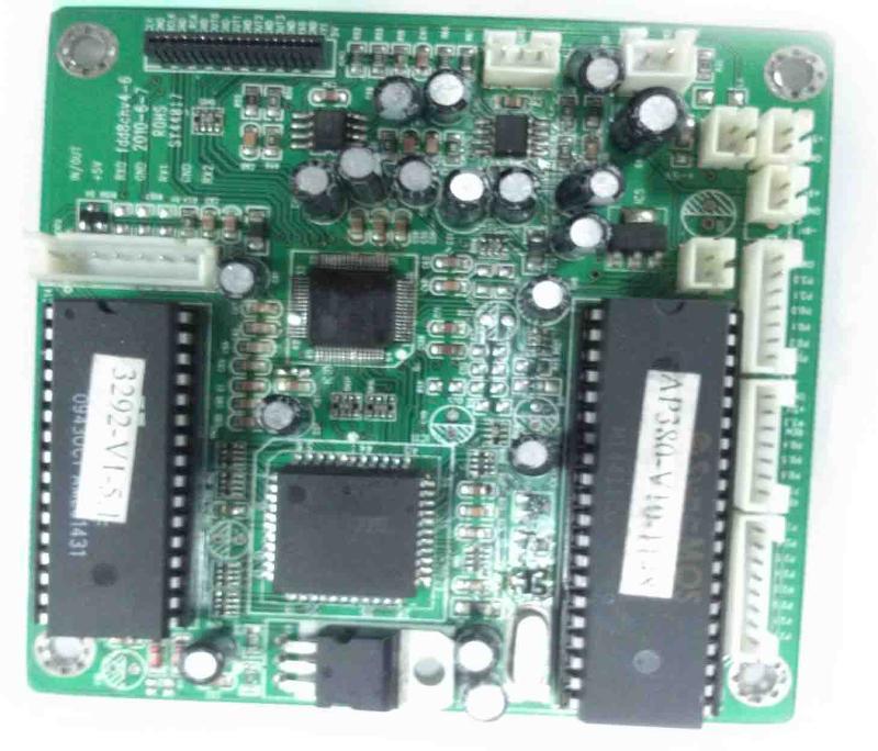 DOLBY7.1声道智能解码板