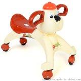 燦成兒童車扭扭車兒童溜溜車寶寶四輪學步滑行車玩具車帶燈光音樂 BS-1401/BS-1402
