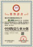 中國著名品牌證書如何辦理