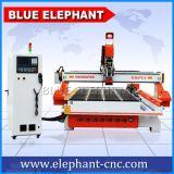 濟南藍象1530三維立體木工雕刻機,數控立體人像圓柱木工雕刻機,增加旋轉軸,臺灣新代控制,傳動速度快,精度高。