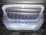 一次性pp透明燒雞盒子/食品包裝盒子/3000ml塑料盒