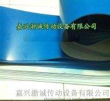 藍色pvc食輸送帶