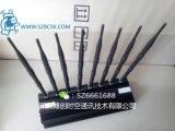 博創時空黑色8路BCSK-101H-8型北斗GPS遮罩器+4G手機信號遮罩器