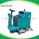 小區物業用駕駛式洗地機 電瓶式工廠駕駛式洗地機全自動洗地車