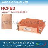 6023-2 HCFB3 2U�������ŷ���LGA2011 ���~CPUɢ�����L��