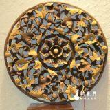 圓形鏤空雕花板 - 2