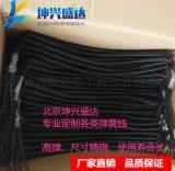 熱銷坤興盛達醫療設備用螺旋彈簧線纜4*0.1平方 PU聚氨酯高彈護套
