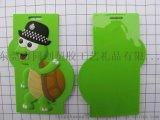 PVC軟膠行李牌吊牌 烏龜3D滴膠登機牌行李標識牌掛牌