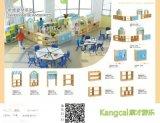 廠家直銷 卡通兒童造型組合書包櫃 區角組合櫃 玩具收納櫃