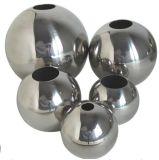 201不鏽鋼裝修配件 空心圓球 規格齊全