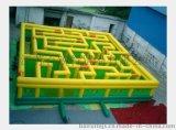 大型充氣迷宮遊樂園 消防演練迷宮廠家直銷