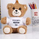 可愛創意10000MA卡通公仔能量小熊充電寶毛絨移動電源手機通用女