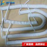 熱銷北京坤興盛達TPU彈簧線/TPU螺旋電纜/TPU彈簧電纜/PU螺旋電纜