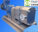 天田泵業TRA系列蝴蝶型凸輪轉子泵