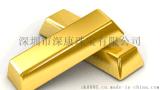 深圳足金9999金條定製黃金原料批發加工可設計刻印logo廠家