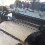 桉木旋切機,數控旋切裁板一體機,刨板機尾板齊邊一體機
