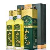 綠達純野生山茶油750mlx2禮盒裝 低溫物理壓榨